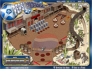Click to Play Pepsi Pinball
