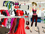 Click to Play Blank and Red Dressup