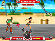 Click to Play Beach Blaze