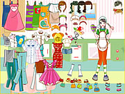 Click to Play Cooking Class Dress Up