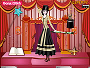 Click to Play Aleina Magic Girl Dressup