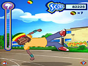 Click to Play Xtreme Kicks 'n Flips