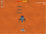 Click to Play Mars Fighter