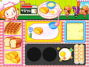 Click to Play Breakfast Game