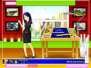 Click to Play Architect Dressup