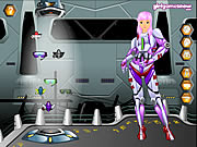 Click to Play Claudia Space Girl