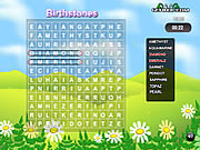 Click to Play Word Search Gameplay - 44