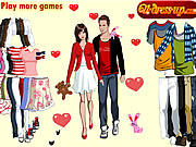 Click to Play A Romantic Walk