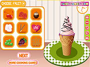 Click to Play Cool Ice Cream Maker