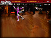 Click to Play Power Rangers Jungle Fury - Ranger Defense Academy
