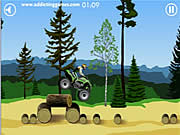 Click to Play Stunt Dirt Bike