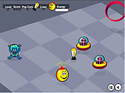Click to Play Happy Spaceball
