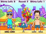 Click to Play Gibby's Shirtless Showdown