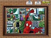 Click to Play Photo Mess - New Spiderman