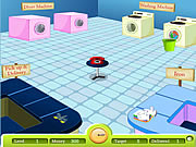 Click to Play The Laundry Shop