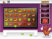 Click to Play Pick The Foodies