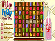 Click to Play Flip Flop Candy Shop