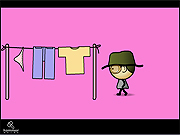 Click to Play Mr. Boomba Episode 2 - Laundry