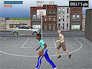 Click to Play Street Ball Showdown