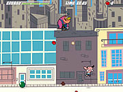 Click to Play Powerpuff Girls: Meat the Mayor