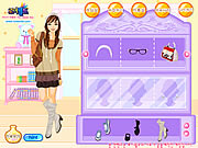 Click to Play School Friend Make over