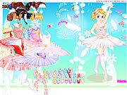 Click to Play Ballerina Dress up 2