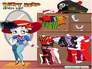Click to Play Betty Boop Dress Up