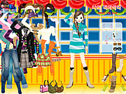 Click to Play Big Window Dressup