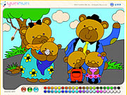 Click to Play Bear Family