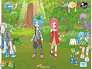 Click to Play Spring Fairy Couple