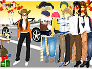 Click to Play Ferrari Dress Up 3