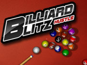 Click to Play Billiard Blitz Hustle