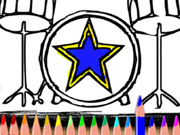 Click to Play BTS Fun Coloring