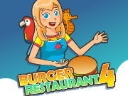 Click to Play Burger Restaurant 4