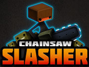 Click to Play Chainsaw Slasher