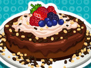 Click to Play Chocolate Cheesecake