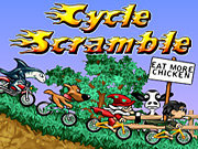 Click to Play Cycle Scramble