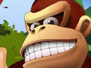 Click to Play Donkey Kong Jungle Ride