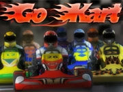 Click to Play Go Kart 3D
