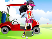 Click to Play Golfer Girl