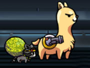 Click to Play Heavy Armor Alpaca
