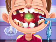 Click to Play Little Dentist