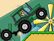 Click to Play Mario Tractor 2
