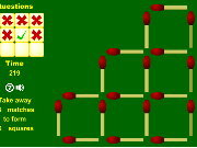 Click to Play Matchstick Puzzle