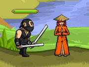 Click to Play Ninja and Blind Girl 2