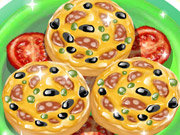 Click to Play Pizza Snacks