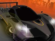 Click to Play Race Car City Driving Sim