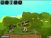 Click to Play Rocket Soldiers