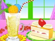 Click to Play Smoothie Jellies With Ice Cream