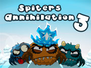 Click to Play Spiters Annihilation 3